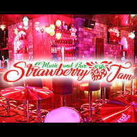 Music and Bar Strawberry Jam - すすきののガールズバー